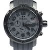 TW Steel Uhr TW129 Chronograph schwarz Edelstahl