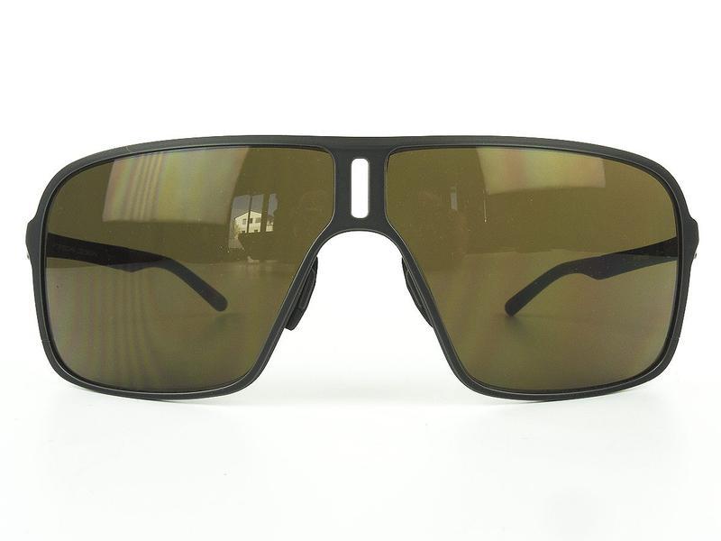 porsche design titan sonnenbrille schwarz matt gl nzend. Black Bedroom Furniture Sets. Home Design Ideas
